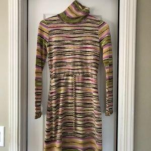 Missoni Wool Turtleneck Dress US 6